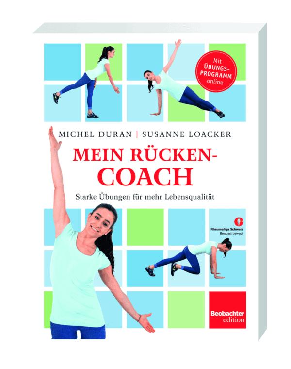 Cover Der Broschuere Mein Ruecken Coach