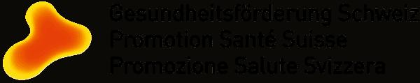 Gesundheitsfoerderung Schweiz Logo