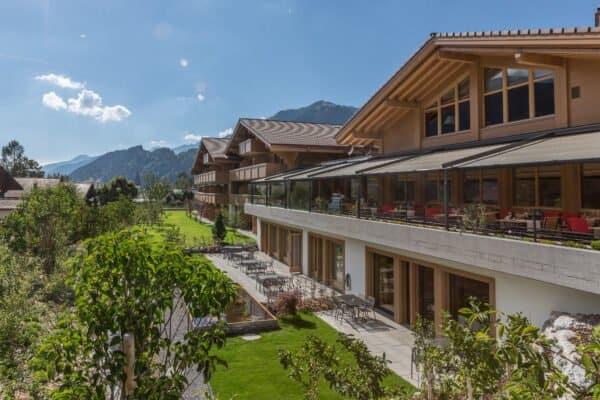 Hotel Spitzhorn Aussenbilder 8980
